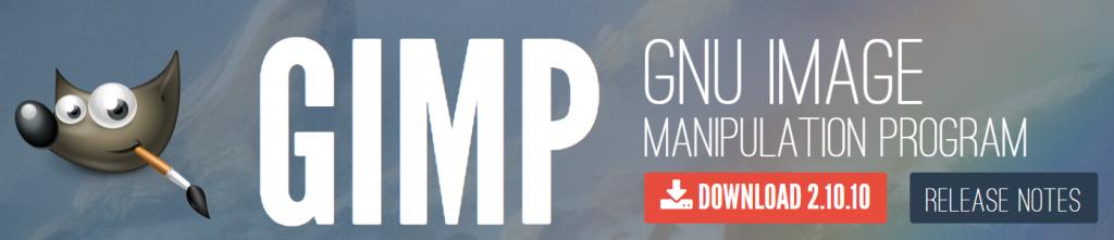 Gimp, logiciel de retouche graphique semblable à photoshop