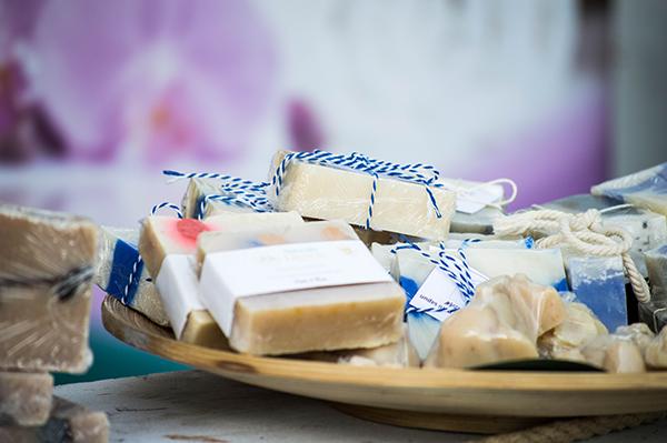 réduire ses déchets avec un savon sans emballage plastique