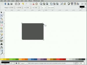 Image de Inkscape un outil de création graphique semblable à illustrator pour les graphistes.