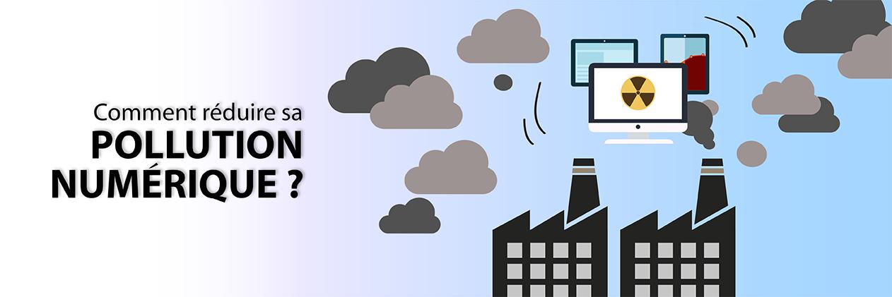 Pollution numérique, comment réduire son impact ?
