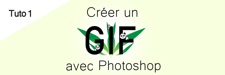 TUTO GIF PHOTOSHOP