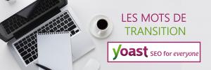 Les mots de transition de Yoast SEO