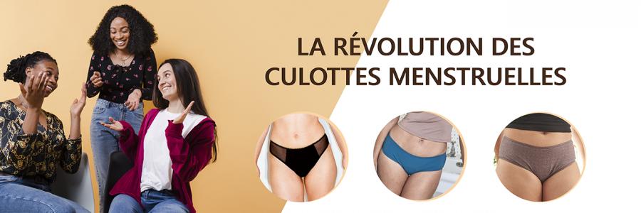 La révolution des culottes menstruelles